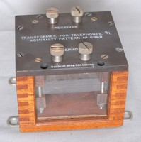 Image of GAMBRELL BROS EARLY TRANSFORMER, 1930's
