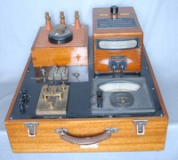 Image of GPO 37 MIRROR GALVANOMETER, 1954