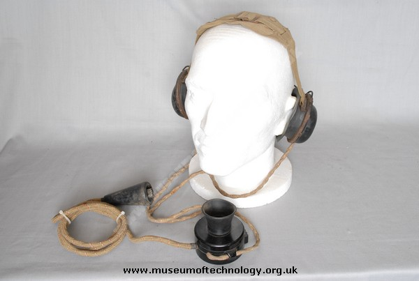 HEADSET No10 FOR WS19, 1950's