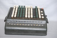 Image of COMPTOMETER CALCULATOR, 1950's