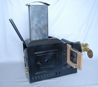 Image of OPTIMUS MAGIC LANTERN, 1920's