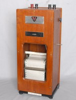 Image of TINSLEY CHART RECORDER, 1950's