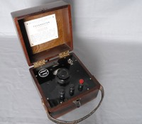 Image of THERMASTER LOW TEMPERATURE INDICATOR, 1950's