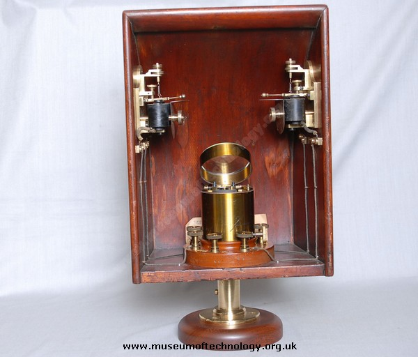 DOUBLE PLATE SOUNDER, 1900's