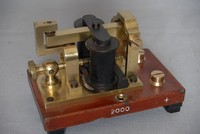 Image of POST OFFICE POLARISED SOUNDER, 1890's