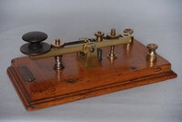 Image of EARLY MORSE KEY, 1910