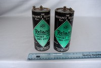 Image of RELIANCE EXPORT DRY CELL (battery), 1930's