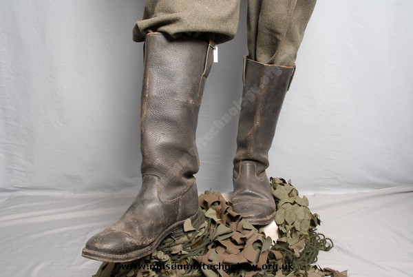WWII GERMAN JACK BOOTS