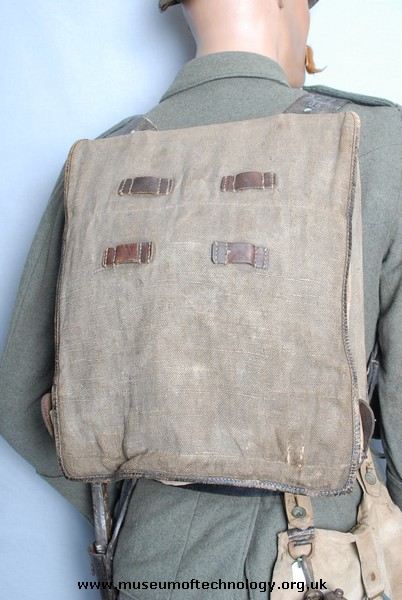 WW1 GERMAN  KNAPSACK, 1895