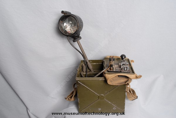 WWII SIGNAL LAMP