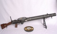 Image of WW1 LEWIS AUTOMATIC MACHINE RIFLE  (LEWIS GUN), 1916