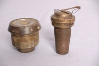 Image of WW1 BRITISH IMPACT FUZE (FUSE) No 13 Mk 5 AND COLLAR or PLUG