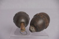 Image of WW1 EGG GRENADES