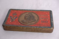 Image of BOER WAR GIFT TIN, 1899