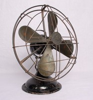 Image of GEC EARLY ELECTRIC FAN, 1950's