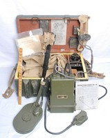 Image of WWII MINE DETECTOR 4A, 1942
