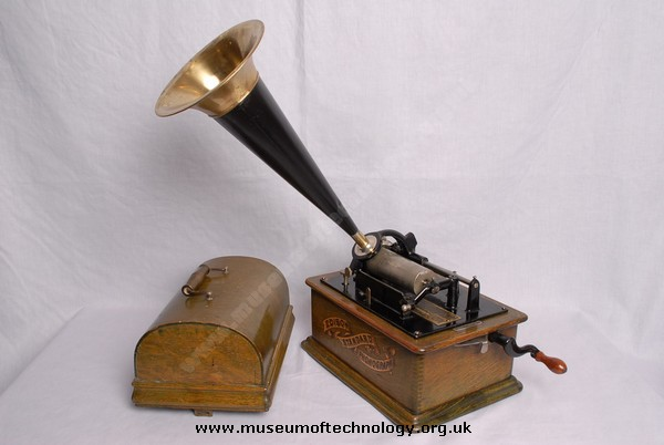 THE EDISON STANDARD PHONOGRAPH, 1900's