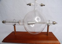 Image of EARLY COSSOR X-RAY TUBE, 1900's