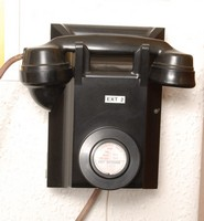 Image of WALL TELEPHONE No 311, 1930's