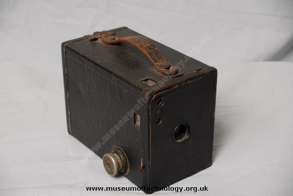 KODAK BOX BROWNIE CAMERA No 2, 1930's