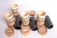 Image of WAX CYLINDERS (GOLD TYPE), 1920's