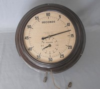 Image of WWII  AIR MINISTRY STOP CLOCK