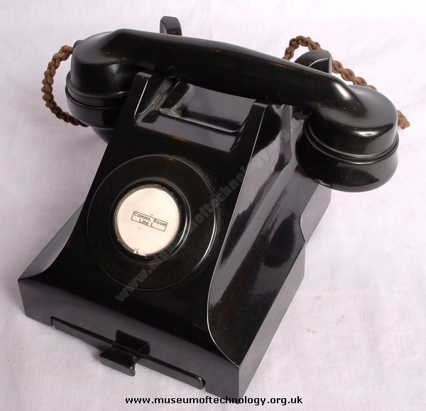 TELEPHONE No 332, 1950's