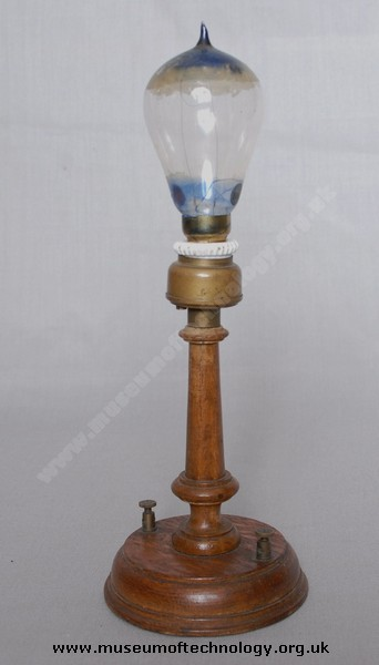 EARLY LIGHT BULB, 1900's