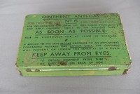 Image of WWII ANTI GAS OINTMENT No 6