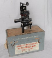 Image of WWII ASTRO COMPASS Mk 2