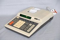 Image of ABM ELECTRONIC CALCULATOR 312PD, 1970's