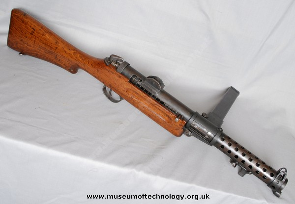 WWII STERLING LANCHESTER MK1*