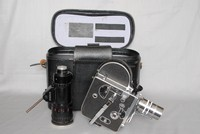 Image of BOLEX PAILLARD H16 CINE CAMERA, 1935
