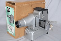 Image of GNOME ALPHAX MAJOR SLIDE PROJECTOR, 1970's