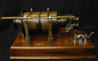Image of PHILIP HARRIS RUHMKORFF INDUCTION COIL, 1930's