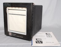 Image of LEEDS AND NORTHRUP SPEEDOMAX 'H' CHART RECORDER, 1960's