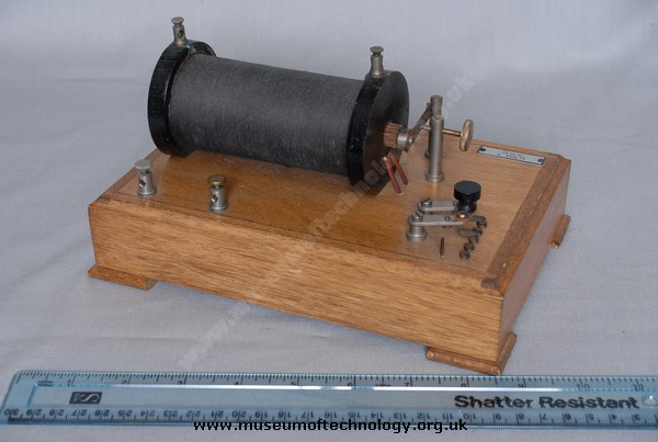 5 INCH INDUCTION COIL, 1950's