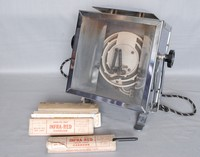 Image of CARBON ARC SUN RAY LAMP, 1950's