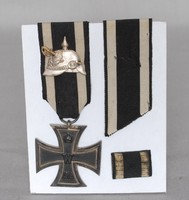 Image of WW1 GERMAN IRON CROSS 2nd CLASS, 1914