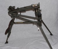 Image of WWII MG 34 'LAFETTE' GUN MOUNT, 1945