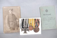Image of WW1 GERMAN MEDALS