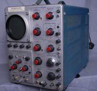 Image of TEKTRONIX OSCILLOSCOPE, 1960's