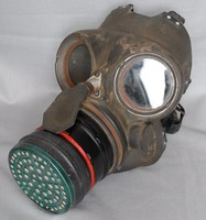 Image of WWII DUTY GAS MASK (RESPIRATOR), 1939