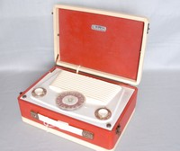 Image of VIDOR 'MY LADY ANNE' PORTABLE, 1955