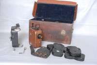 Image of PATHESCOPE BABY CINE CAMERA, 1926