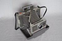 Image of POLAROID 340 LAND CAMERA, 1969
