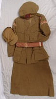 Image of WWII FANY UNIFORM