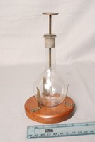 Image of SMALL ELECTROSCOPE IN LABORATORY FLASK, 1890's