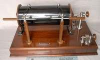 Image of GRIFFIN AND GEORGE RUHMKORFF INDUCTION COIL, 1950's