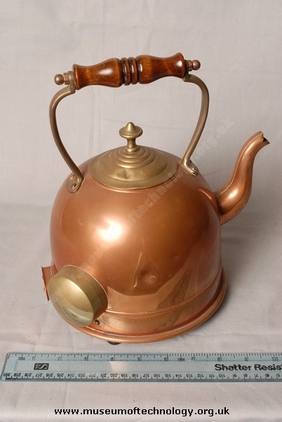 HOTPOINT COPPER KETTLE, 1930's